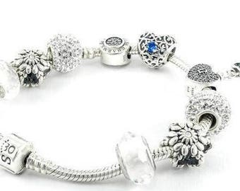 love sterling silver bracelet free shipping