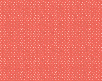 Heart & Soul - Triangle Red by Deena Rutter for Riley Blake Designs, 1/2 yard,C6704-Red