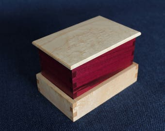 how to make a hidden compartment box