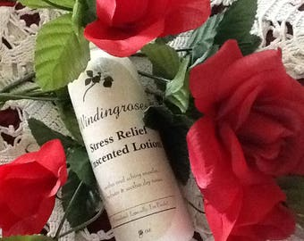 Windingroses unscented Lotion