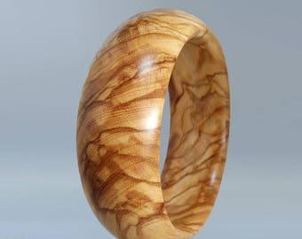 Bracelet wide wood Olivier