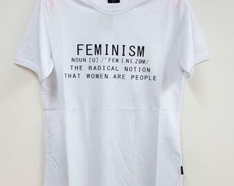 Feminism design womens t shirts. New season womens t shirts.