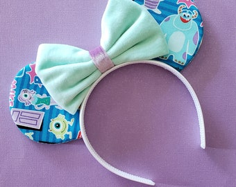 Monsters Inc Mouse Ears