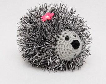 gift for kids Stuff Kids Toys Crochet hedgehog toys Plush toy Stuffed Animal pet miniature Amigurumi toys Girlfriend gift for kids gift idea
