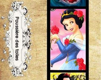 Snow White bookmark