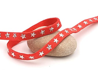 3 m suede coral star 8mm