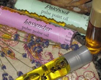 pulse point oil