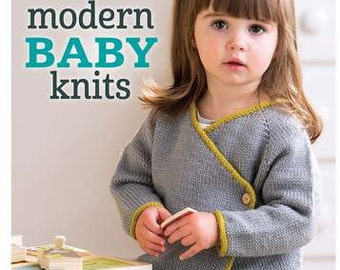 Modern Baby Knits ebook (804061)