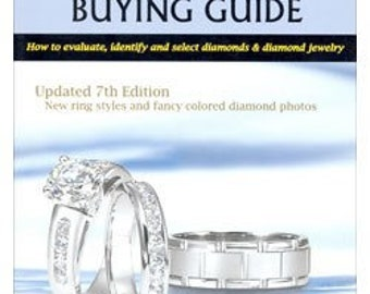Book - Diamond Ring Buying Guide (62.404) **CLOSEOUT**