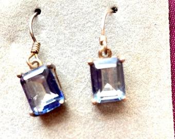 Breathtaking ametrine earrings