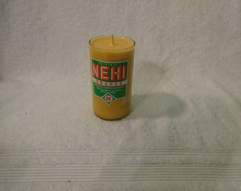 Nehi Orange Soda-Scented Candle!  Smells Just Like Orange Soda!!  Unique Item!