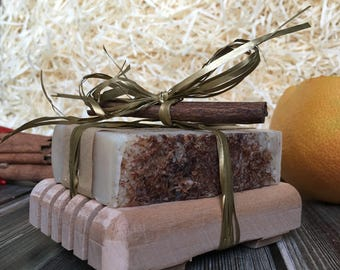 Cute gift Woman gift Gift for mom Soap Gift Set Small Gift Holiday gift Small Woman gift Grandmother gift
