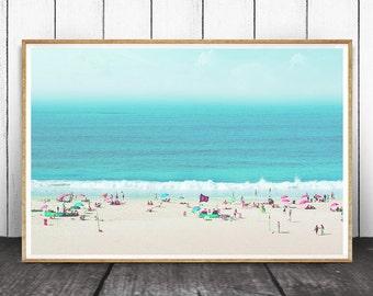 Beach Print, Beach Decor, Beach Wall Art, Beach Photography, Coastal Wall Art,Coastal Decor,Ocean Print, Ocean Decor, Ocean Wall Art, Ocean