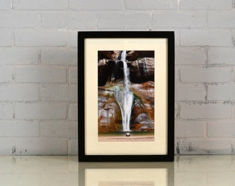 A3 Size Picture Frame in 1x1 Flat Style with Vintage Black Finish IN STOCK Same Day Ship Handmade Frame 297 x 420 mm - 11.7 x 16.5 inches