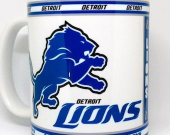 Custom Detroit Tiger D Logo Vinyl Decal With Deer Antlers