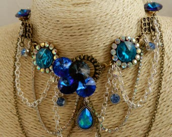 Vintage and New Chocker Necklace