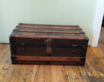 Popular Items For Antique Trunk