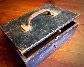 Antique Handmade Box