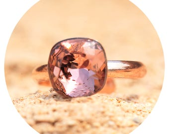 blush rose artjany ring