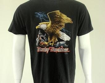 Harley Davidson 1991 Bike Week Daytona Beach T-Shirt XL