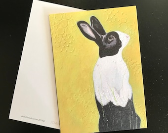 Notecards with envelopes - 3 pack - Wilson Rabbit