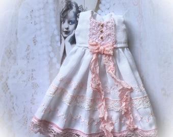 Ruruko Doll Summer Dress Blythe Pure Neemo XS, S  Imda 2.2 JerryBerry Pullip