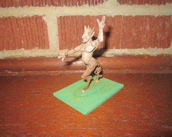 Warhammer Hand Painted 25mm Cyclops Game Toy