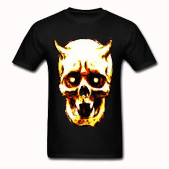 Hanya Skull Tee shirt