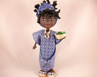 Doll collection - 40 cm - Fofuchas African