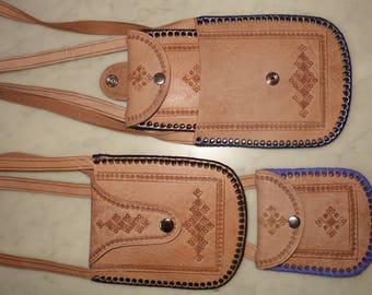 Free shipping! Boho Leather Bag shoulder bag, Handmade Original handmade