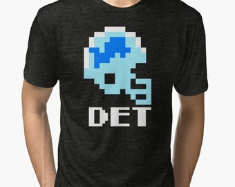 Custom Tecmo Bowl T Shirt