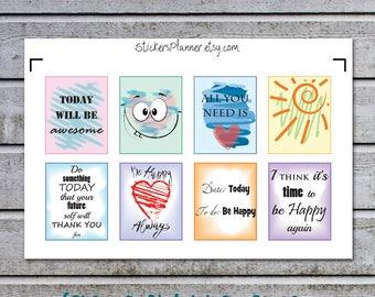 8 Inspirational Stickers Motivational Planner Inspirational Planner Motivational Stickers Motivational Quotes Inspirational Quotes (ib11-3