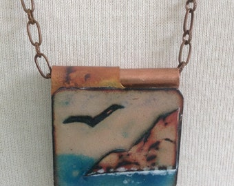 OceanScape in Copper