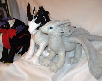 Custom Dragon Plush Toy