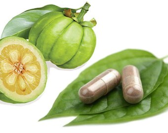 Natural Organic Pure Garcinia Cambogia Dietary Supplement 50 capsules, 350 mg