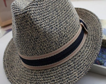 Composite Fedora- Blue