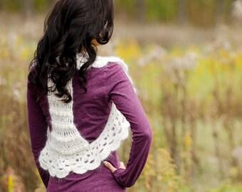 Stylish Vest Crochet Pattern PDF