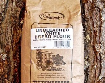 Weisenberger's Unbleached White Bread Flour