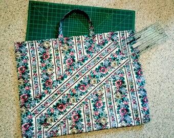 Quilted Multi-Purpose Bag