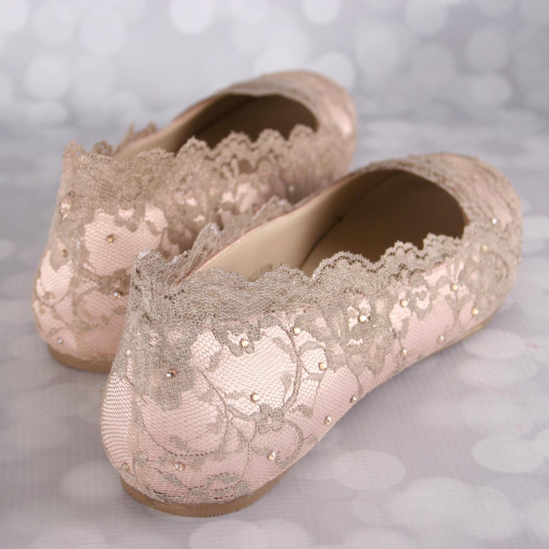 Wedding shoes blush wedding shoes wedding shoe flats gold zoom junglespirit Choice Image