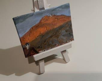 Golden Mount Lovstakken miniature P23