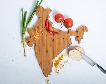 Wood Cutting Board | Handmade Cutting Board | Personalized | India