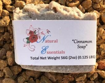 Cinnamon Soap