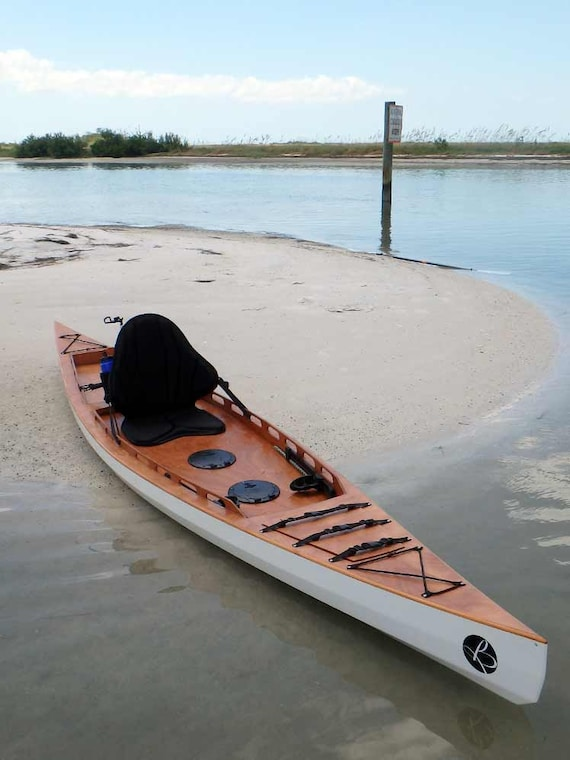 F1430 Sit On Top Kayak Full Size Templates Set Of Plans And