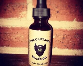The Captain's Beard Oil