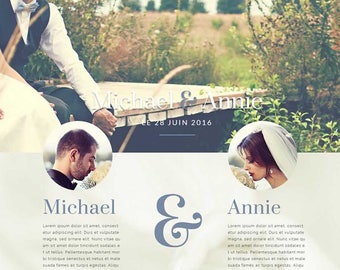 Your wedding website