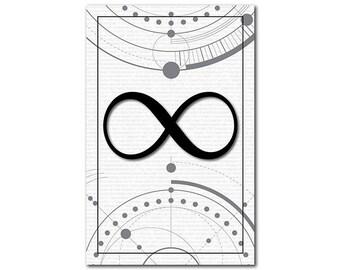 Infinity, Math Poster