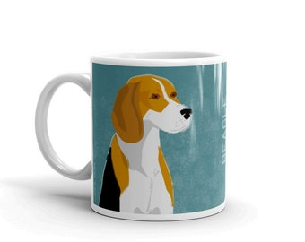 Gifts for Pets, Pet Gifts for People, Gifts for Men, Dog Coffee Mug, Husband Gift, Beagle Mug, Dog Mug, Dog Gift, for Dog Lover Gift for Him