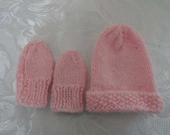 prem hat and mittens