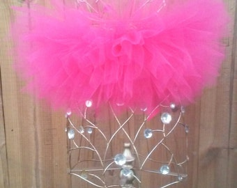 Baby Pink Azalea Tutu Skirt